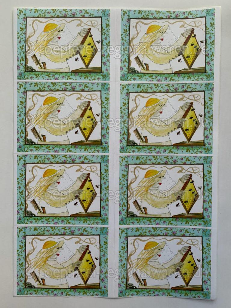 Etiketten von Roswitha Burgmann-Seewald, ©toepferei-regionalwaren.de